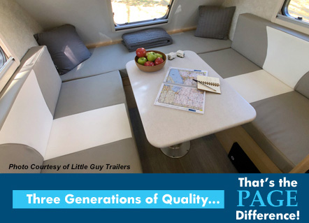Travel Trailers & RVs
